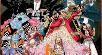 Eiichiro Oda revela a verdadeira razão pela qual ele criou os Shichibukais  em One Piece 8546998259a