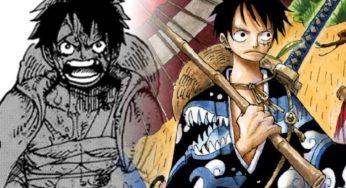 Eiichiro Oda confirma um certo casal de One Piece no novo Databook do mangá 53273c68178