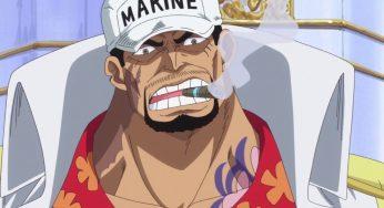 Eiichiro Oda revela detalhe assustador sobre a força de Akainu em One Piece e92b3de0d2d