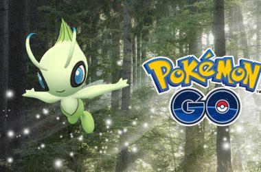 Niantic confirma chegada de Celebi ao Pokémon GO na próxima semana