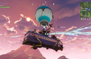 Fenda no céu de Fortnite vai se fechar em definitivo
