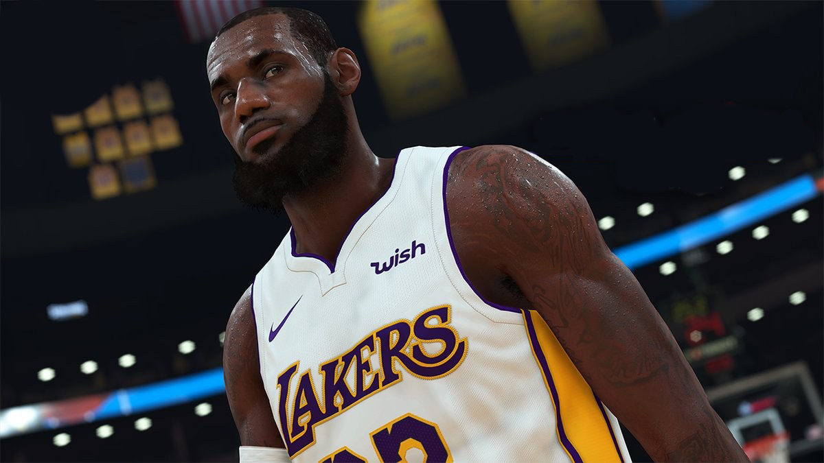 Novo trailer de NBA 2k19 destaca incríveis jogadas dos astros da liga