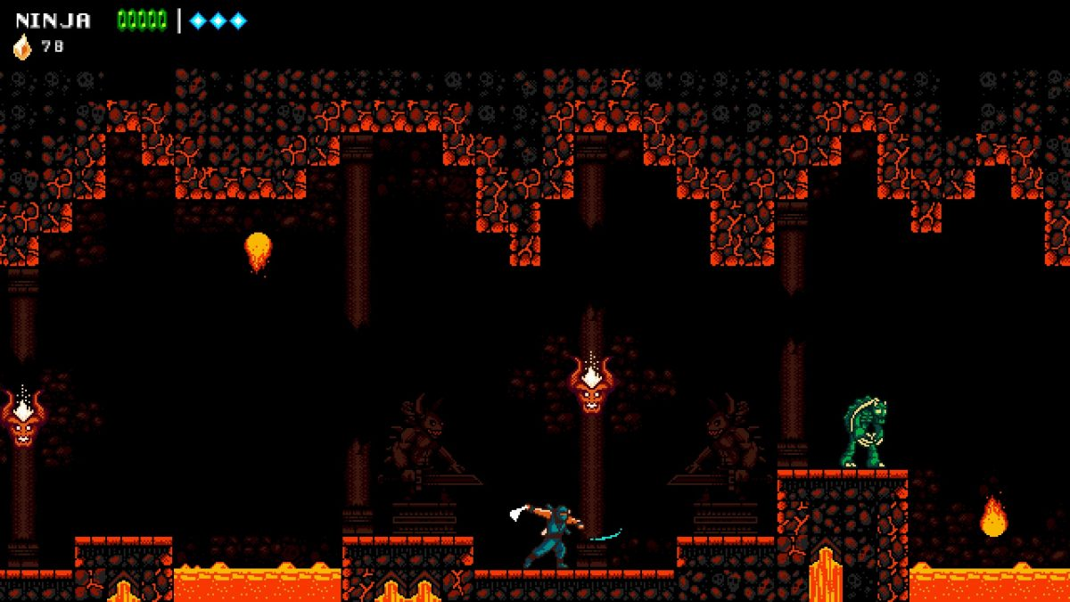 Foto 2 do jogo The Messenger – Review