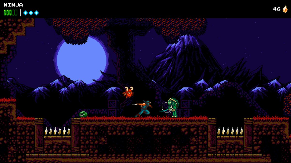 Foto 4 do jogo The Messenger – Review