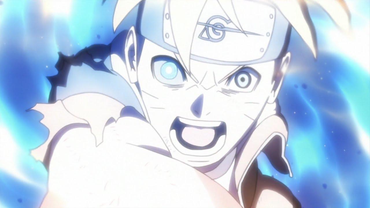 Esta E A Conexao Do Jougan De Boruto Com O Byakugan Em Boruto Naruto Next Generations Critical Hits