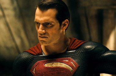 Henry Cavill não será mais o Superman dos cinemas