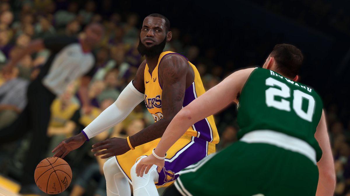 Foto 5 do jogo NBA 2K19 – Review