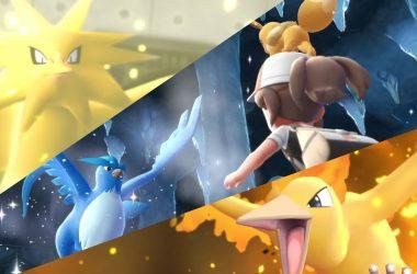 Novo trailer detalha as interações entre Pokémon GO e Pokémon: Let's Go