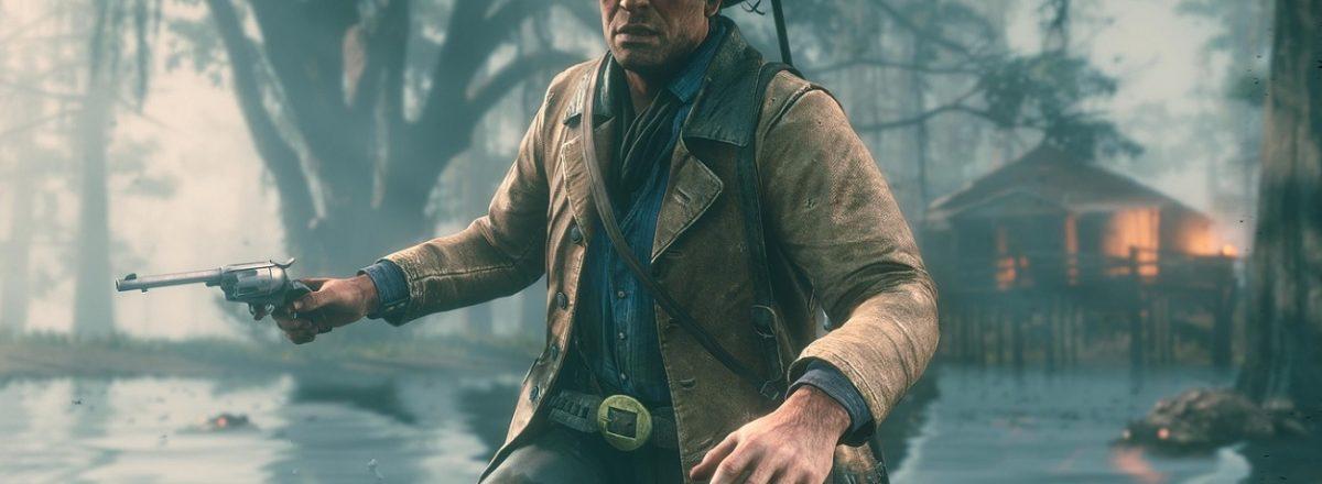 Red Dead Redemption 2 terá modo em primeira pessoa