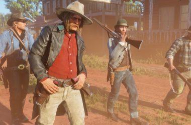 Red Dead Online, modo multiplayer de Red Dead Redemption 2, chegará em novembro