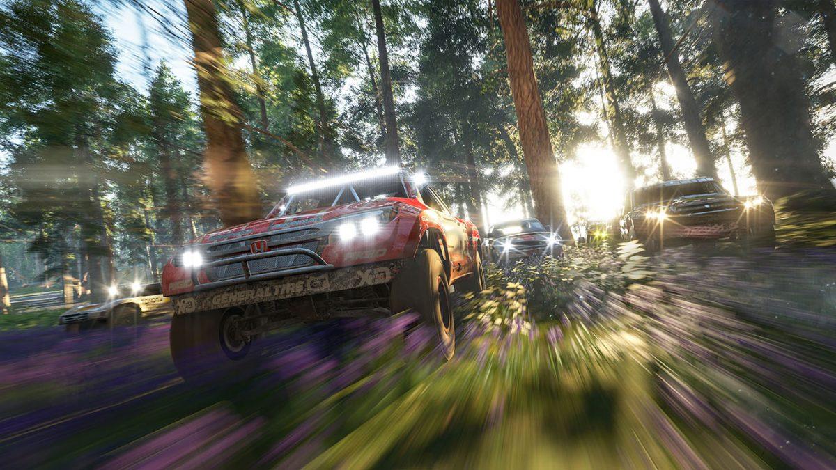 Forza Horizon 4 Review Critical Hits
