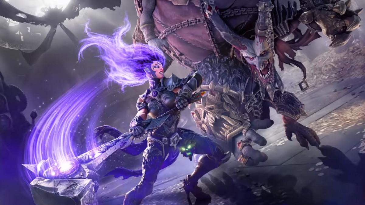 Novo trailer de Darksiders 3 mostra nova forma da Fury