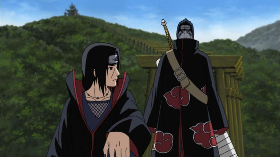 Itachi Kisame Naruto