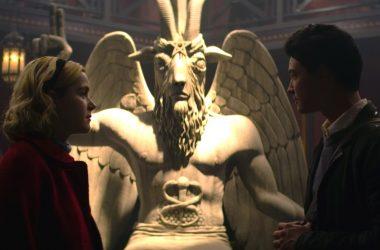 Membros do Templo Satânico ameaçam processar Netflix pelo uso do Baphomet em Sabrina