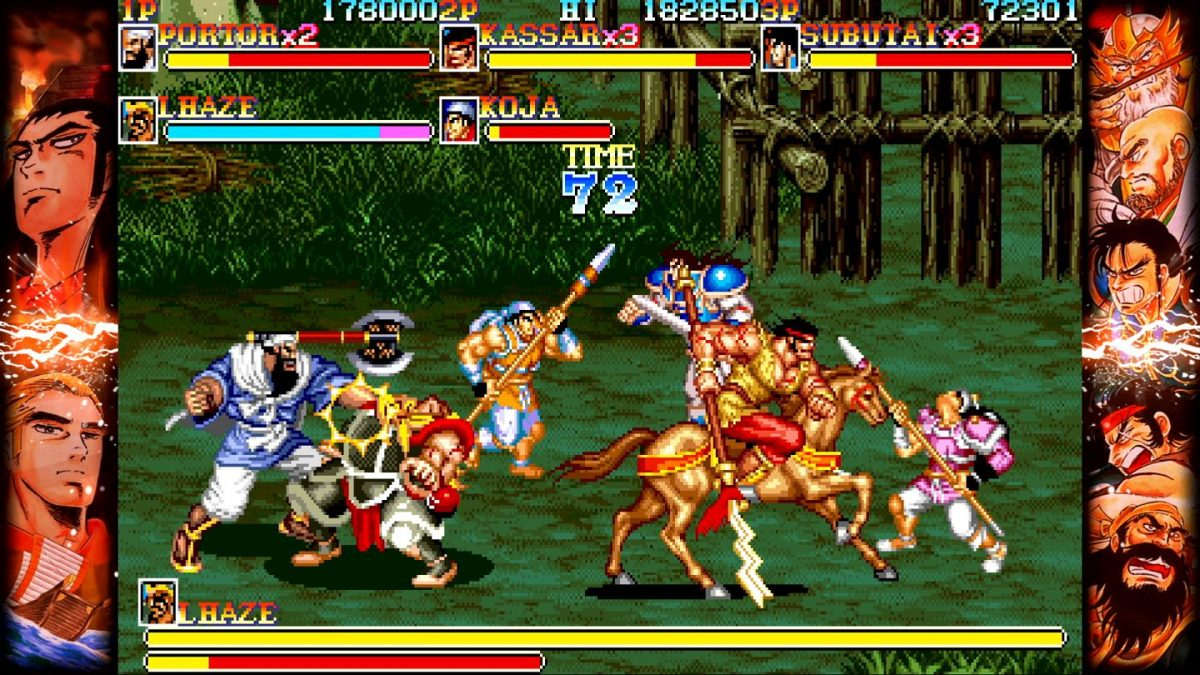 Foto 6 do jogo Capcom Beat 'Em Up Bundle – Review