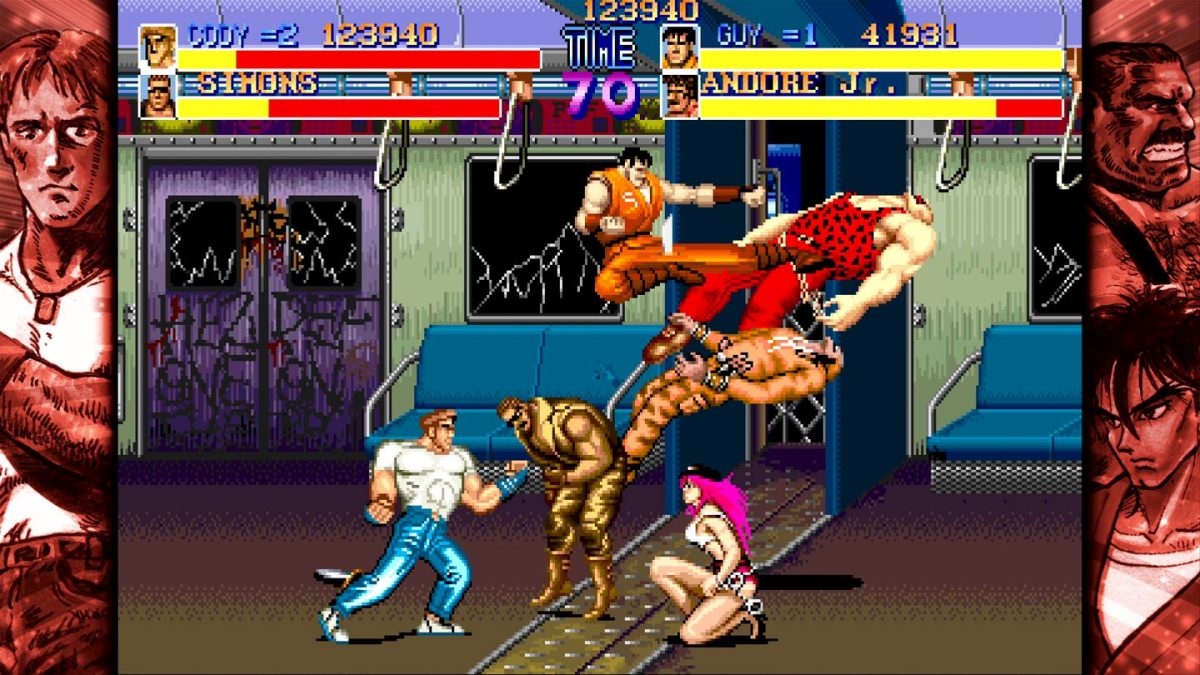 Foto 7 do jogo Capcom Beat 'Em Up Bundle – Review