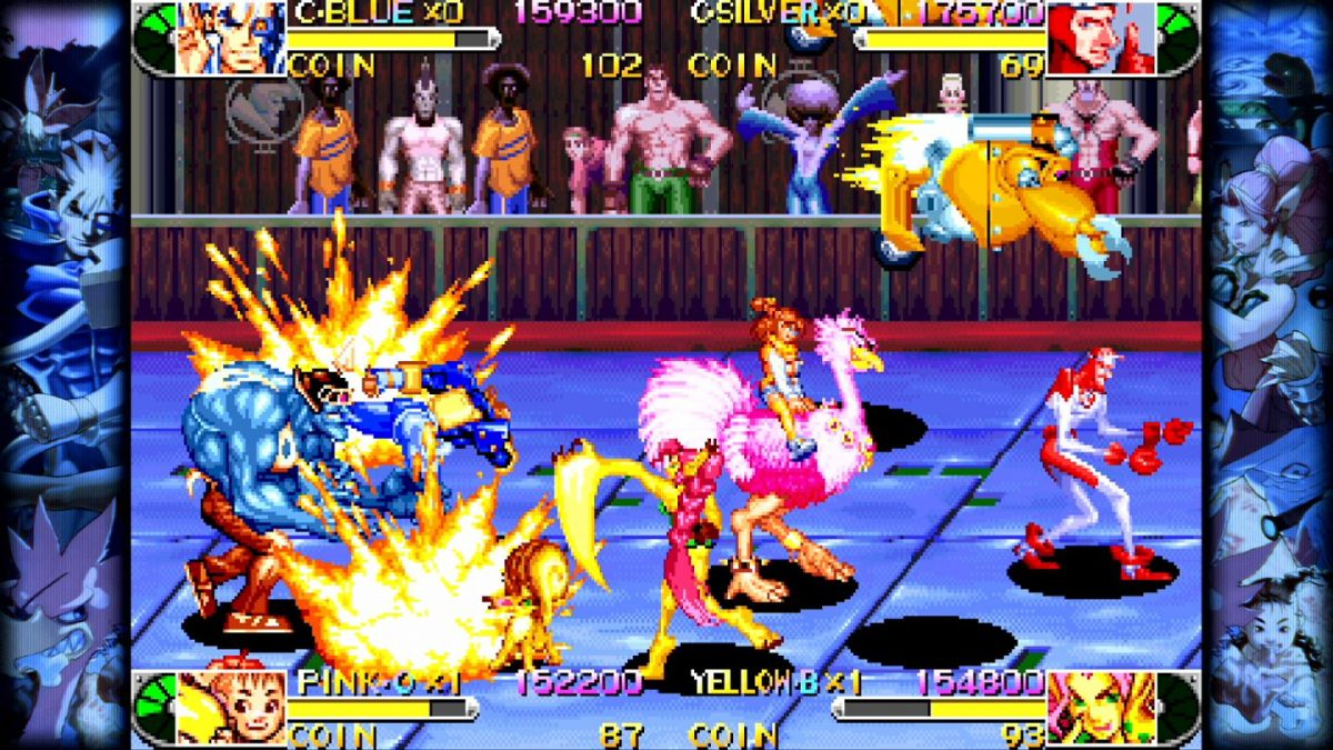 Foto 8 do jogo Capcom Beat 'Em Up Bundle – Review