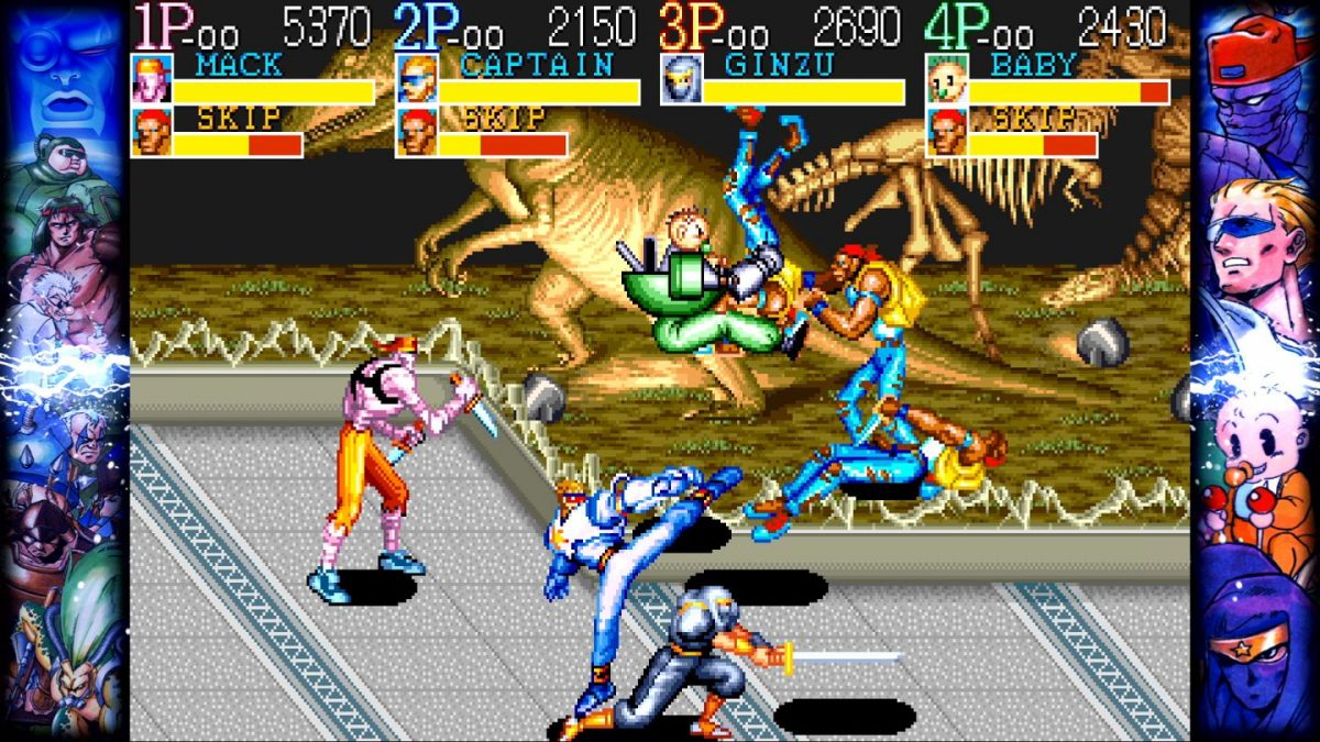 Foto 11 do jogo Capcom Beat 'Em Up Bundle – Review