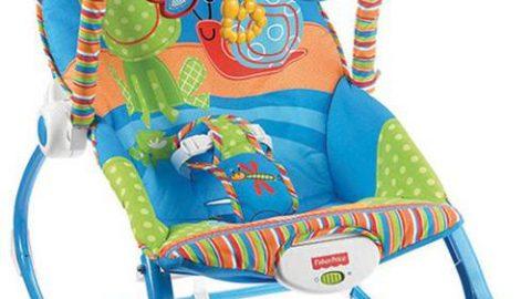 Cadeira de Descanso Bouncer Minha Infância
