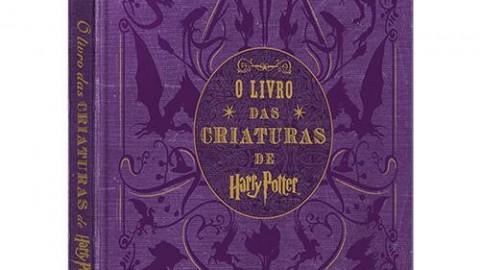 """10% de desconto em livros da coleção """"Animais Fantásticos"""" de Harry Potter"""