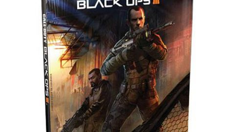 Livro Call Of Duty: Black Ops III