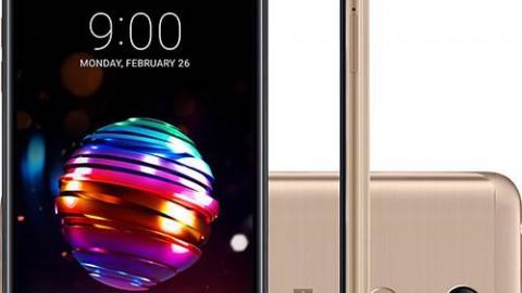 """Smartphone LG K11+ 32GB Dual Chip Android 7.0 Tela 5.3"""" Octa Core 1.5 Ghz 4G Câmera 13MP - Dourado"""