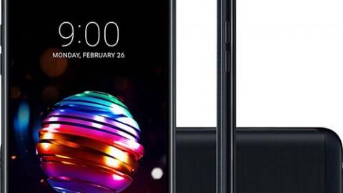 "Smartphone LG K11+ 32GB Dual Chip Android 7.1.2 Tela 5.3"" Octa Core 1.5 Ghz 4G Câmera 13MP - Preto"