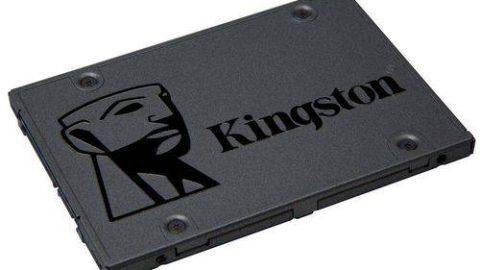 """[Marketplace] SSD Kingston 2.5"""" 120GB A400 SATA III Leitura: 500MBs / Gravação: 320MBs - SA400S37/120G"""