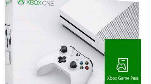 Console Microsoft Xbox One S 1tb + Game Pass + 3 Meses Live Gold