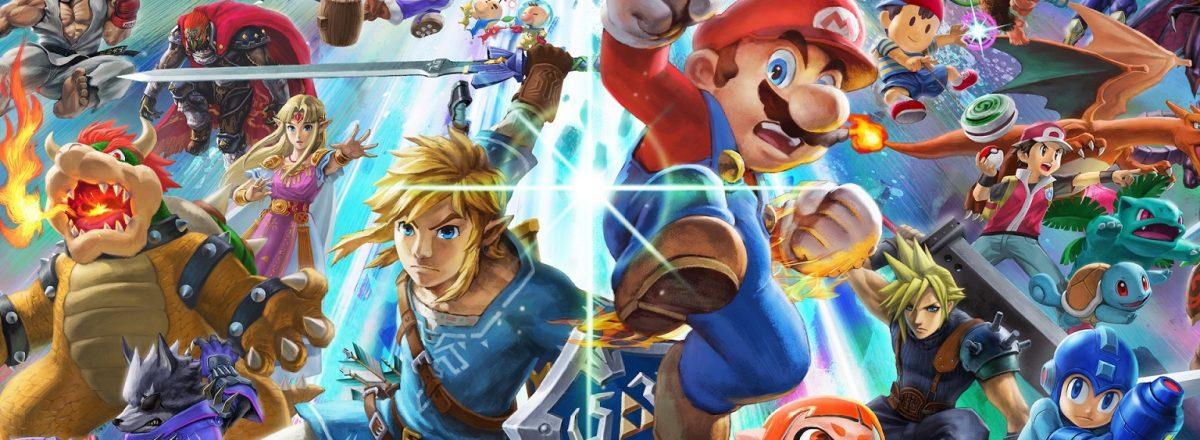 Personagens dos DLCs de Super Smash Bros. Ultimate já estão definidos