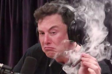 Depois da divulgação do vídeo de Elon Musk fumando maconha, NASA fará inspeção nas instalações da SpaceX
