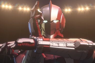 Netflix revela o primeiro trailer do anime de Ultraman
