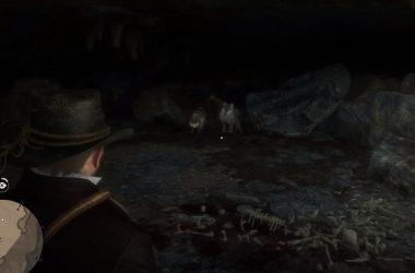 Descubra como encontrar um lobisomem em Red Dead Redemption 2