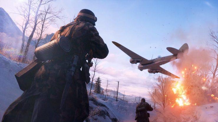 Diretor afirma que o objetivo inicial do battle royale de Battlefield V é de ter 64 jogadores