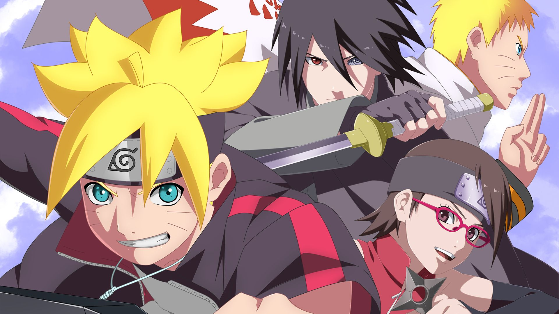 Boruto: Naruto Next Generations - Lista de Episódios Filler