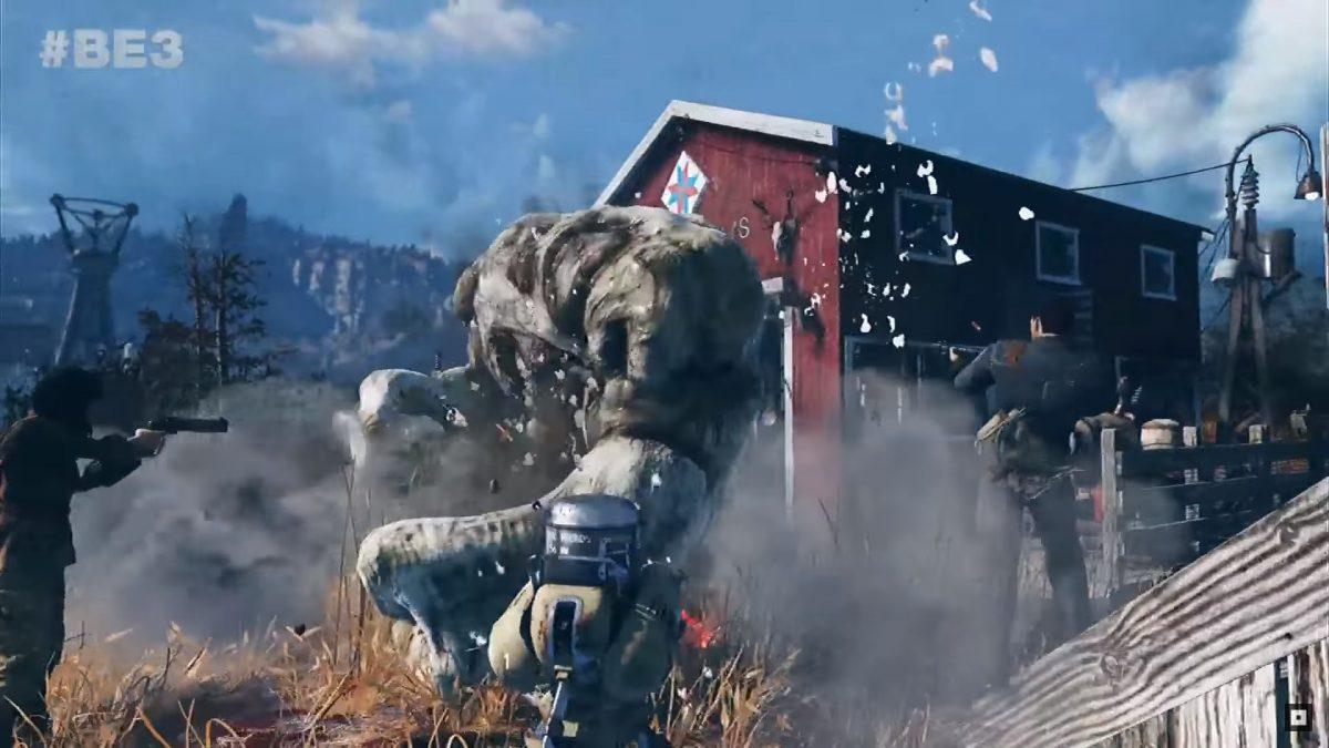 Foto 2 do jogo Fallout 76 – Review