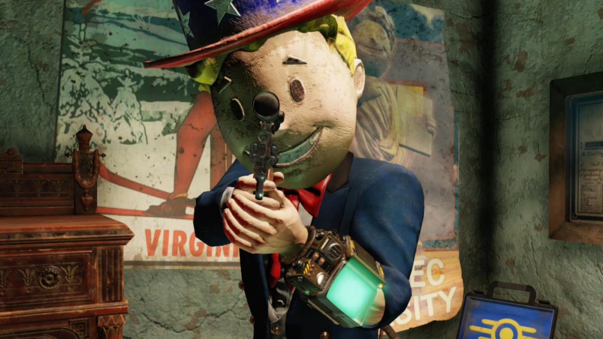 Foto 4 do jogo Fallout 76 – Review