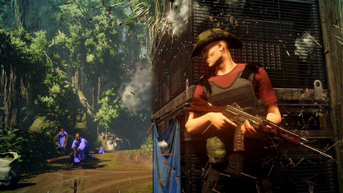 Foto 7 do jogo Hitman 2 – Review
