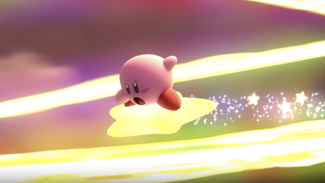 Image result for kirby smash bros ultimate