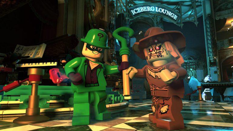 Foto 2 do jogo LEGO DC Super-Villains