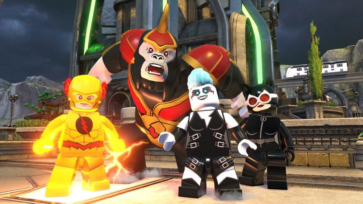 Foto 5 do jogo LEGO DC Super-Villains
