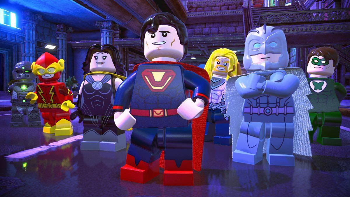 Foto 3 do jogo LEGO DC Super-Villains