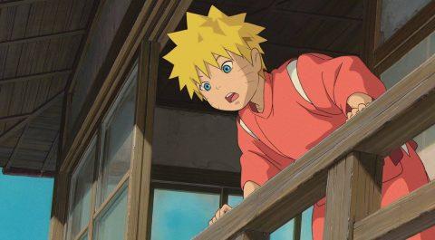 Naruto se transforma em uma animação do Studio Ghibli nessas artes incríveis