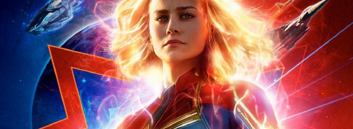 Capitã Marvel ganha novo pôster e segundo trailer será lançado nesta segunda-feira (03)