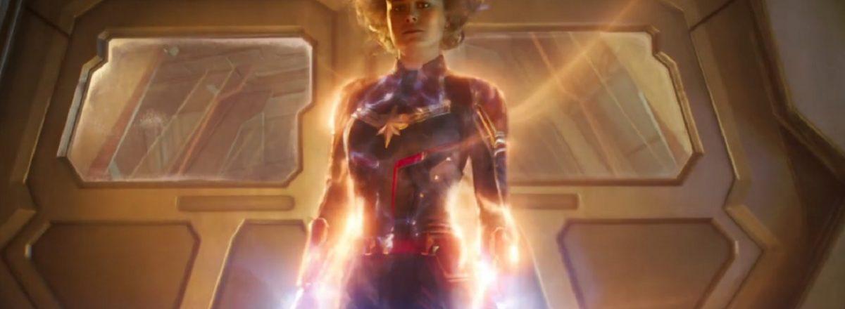 Confira o segundo trailer de Capitã Marvel