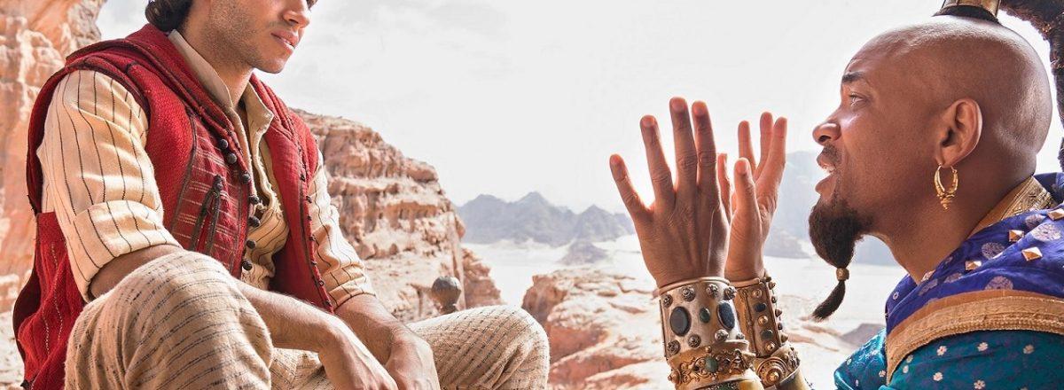 Disney libera primeiras imagens de Will Smith como Gênio no live-action de Aladdin