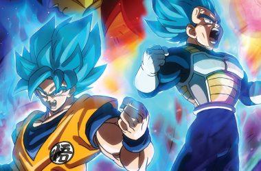 Estreia de Dragon Ball Super: Broly é antecipada no Brasil