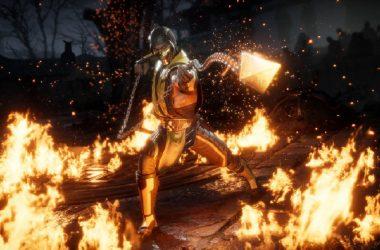 Loja italiana vaza imagem de Shao Kahn em Mortal Kombat 11
