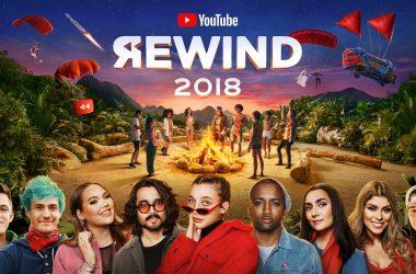 Retrospectiva de 2018 do YouTube se torna o vídeo mais odiado da plataforma