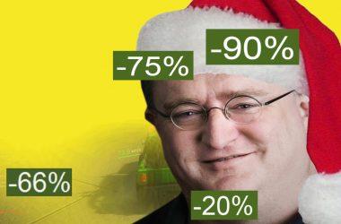 Revelada data da Steam Winter Sale